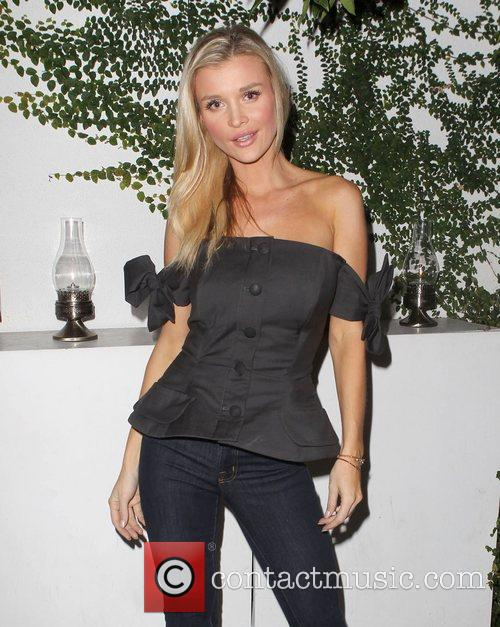 Joanna Krupa at the Launch for charity