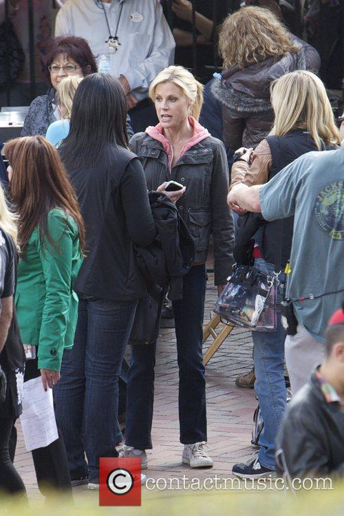 Julie Bowen and Disneyland 2