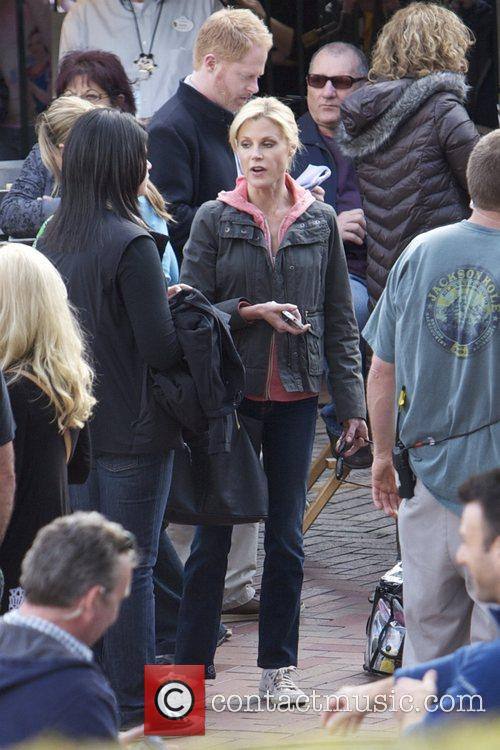 Julie Bowen and Disneyland 1