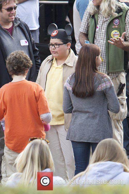 Rico Rodriguez and Disneyland 3
