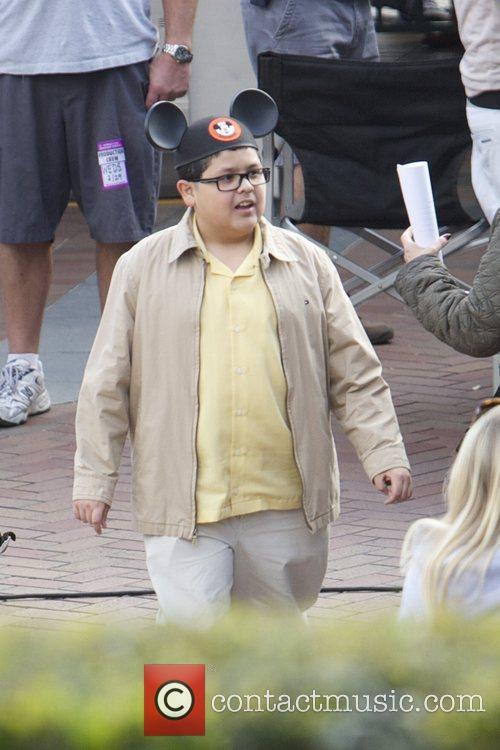 Rico Rodriguez and Disneyland 4