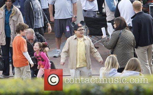 Rico Rodriguez and Disneyland 1