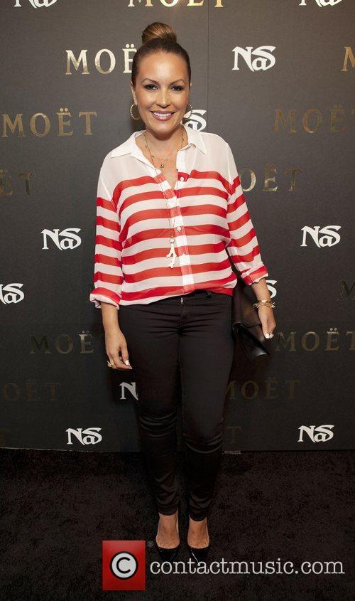 Moet Rose Lounge Presents Nas' Life Is Good...