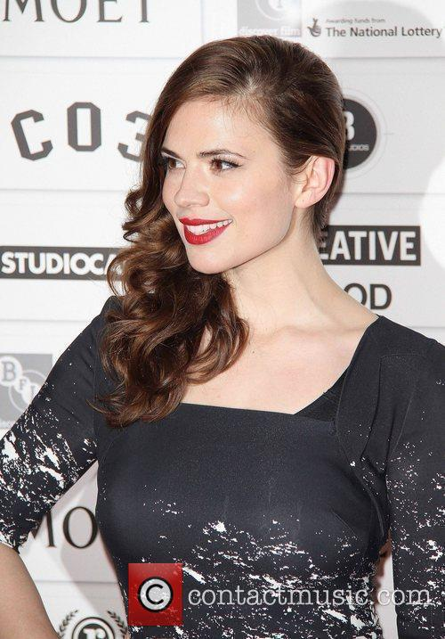 Hayley Atwell and Old Billingsgate 3