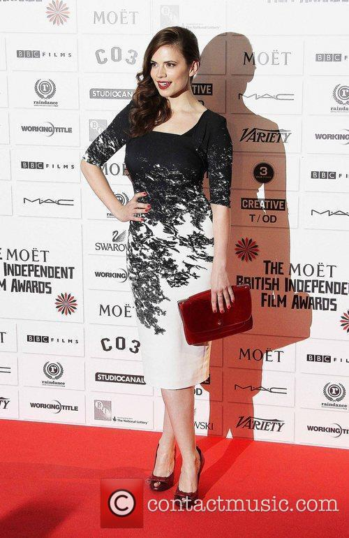 Hayley Atwell and Old Billingsgate 6