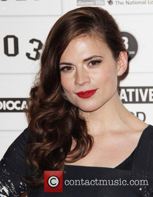Hayley Atwell and Old Billingsgate 7