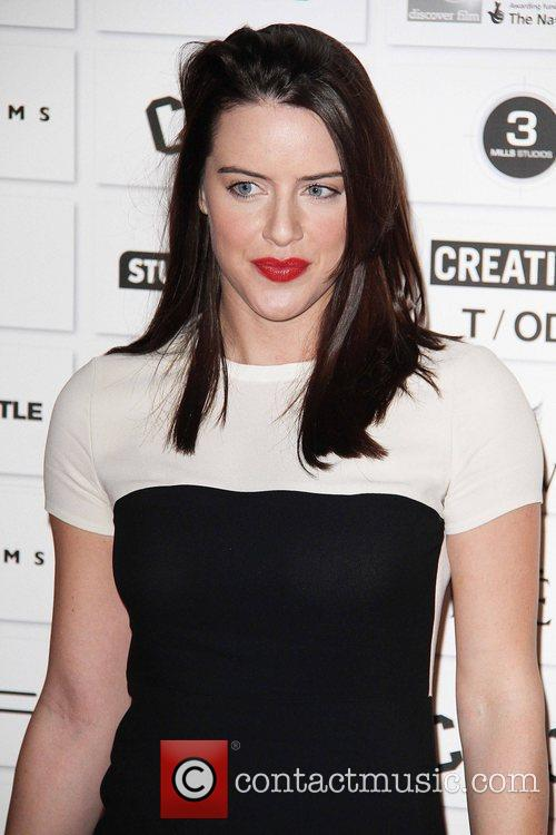 Michelle Ryan and Old Billingsgate 2
