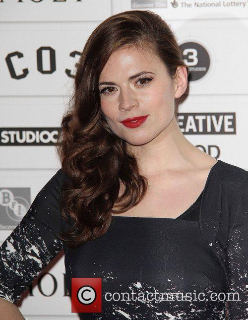 Hayley Atwell and Old Billingsgate 13