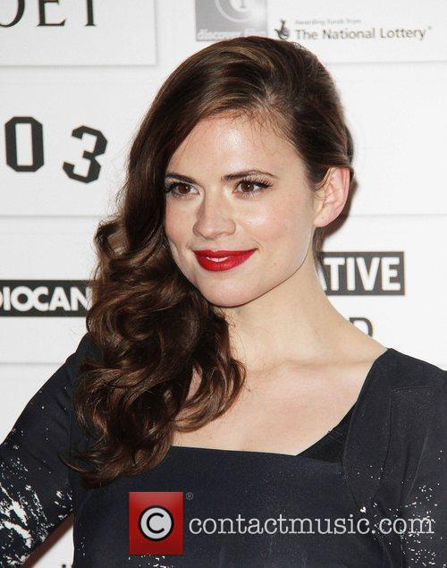 Hayley Atwell and Old Billingsgate 11