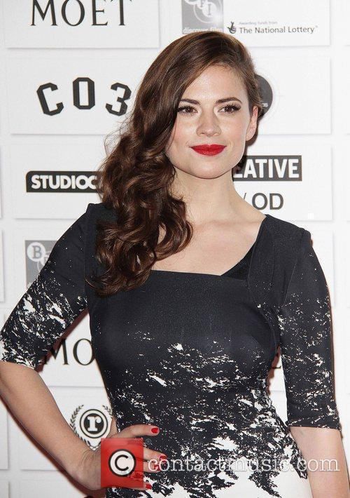 Hayley Atwell and Old Billingsgate 15