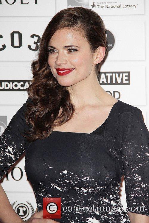 Hayley Atwell and Old Billingsgate 12