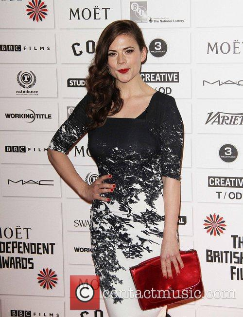 Hayley Atwell and Old Billingsgate 14