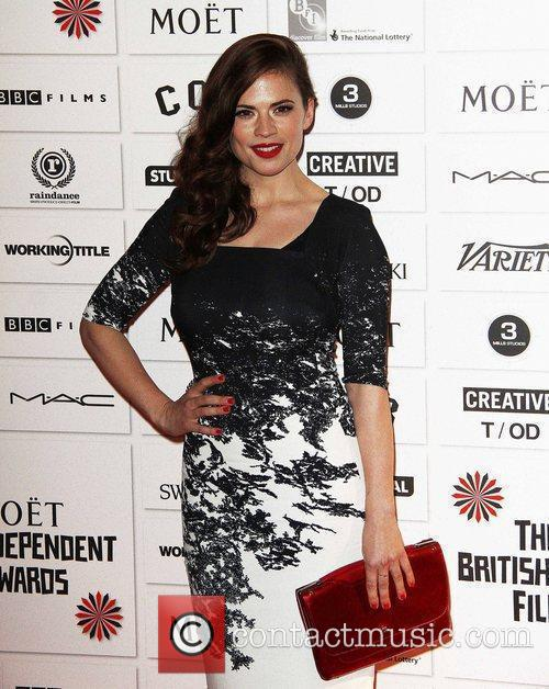 Hayley Atwell and Old Billingsgate 16