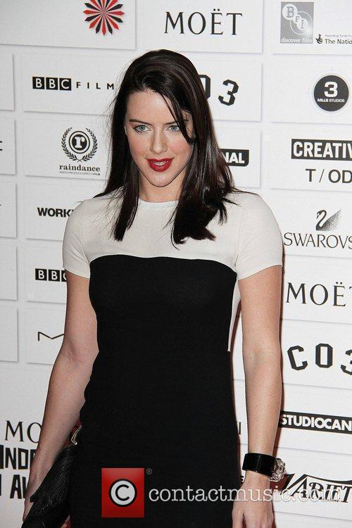 Michelle Ryan and Old Billingsgate 5