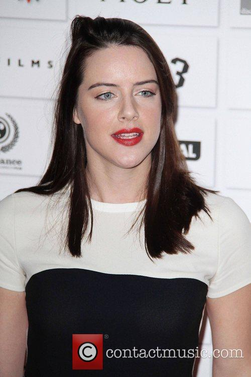 Michelle Ryan and Old Billingsgate 6