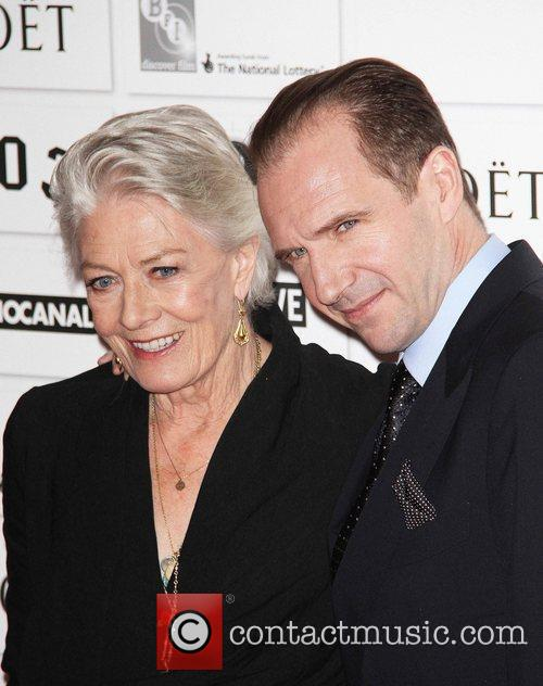Ralph Fiennes, Vanessa Redgrave and Old Billingsgate 5