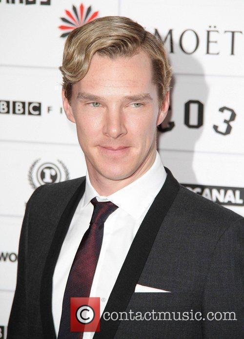 Benedict Cumberbatch and Old Billingsgate 1