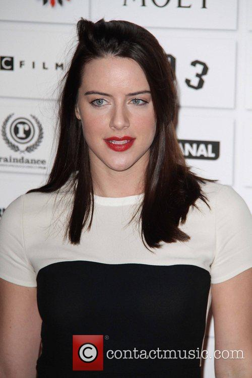 Michelle Ryan and Old Billingsgate 10