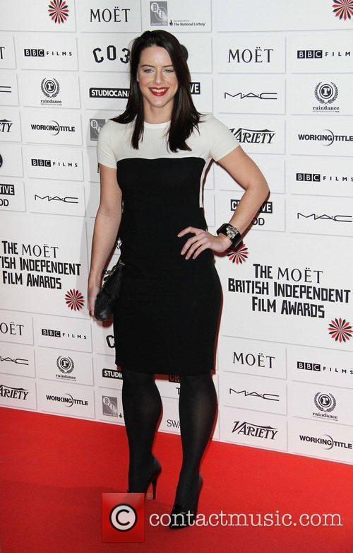 Michelle Ryan and Old Billingsgate 8