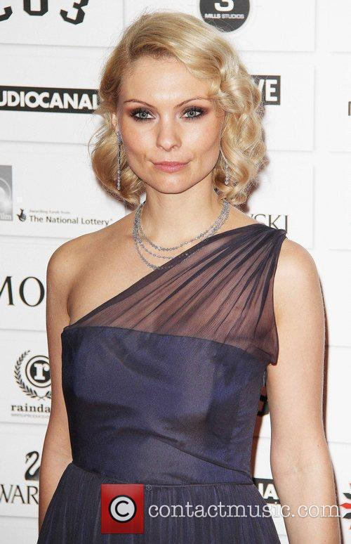 Myanna Buring and Old Billingsgate 6
