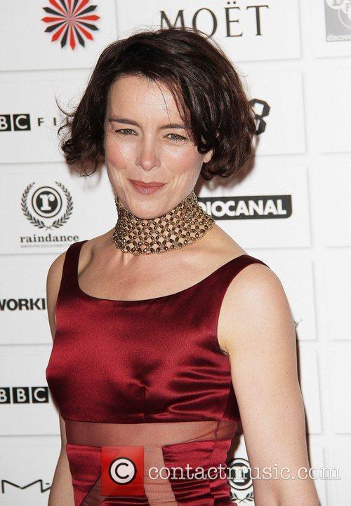 Olivia Williams and Old Billingsgate
