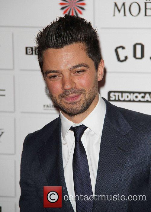 Dominic Cooper and Old Billingsgate 1
