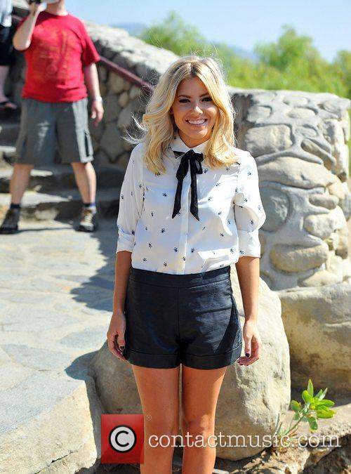 Mollie King and The Saturdays 13