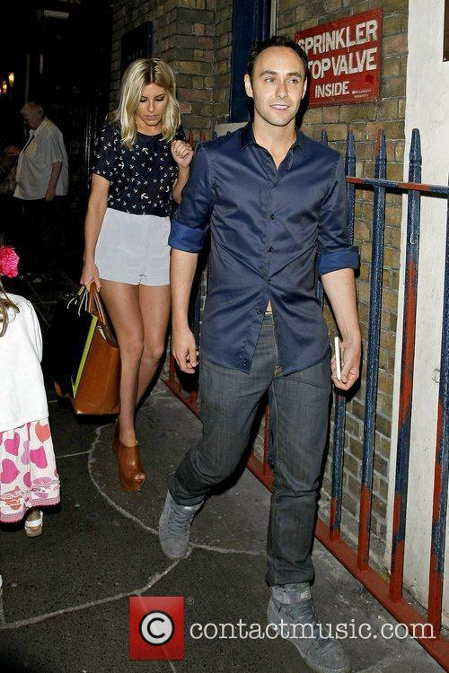 mollie king of the saturdays and aled 5856562