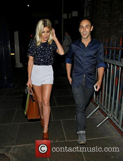 Mollie King and The Saturdays 7