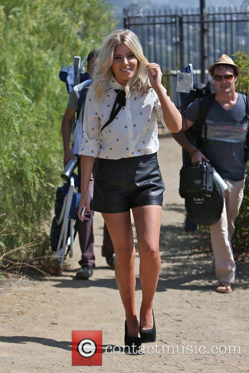 Mollie King, The Saturdays and Hollywood Hills 27