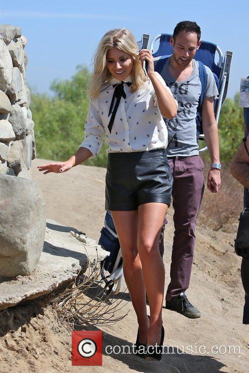Mollie King, The Saturdays and Hollywood Hills 13