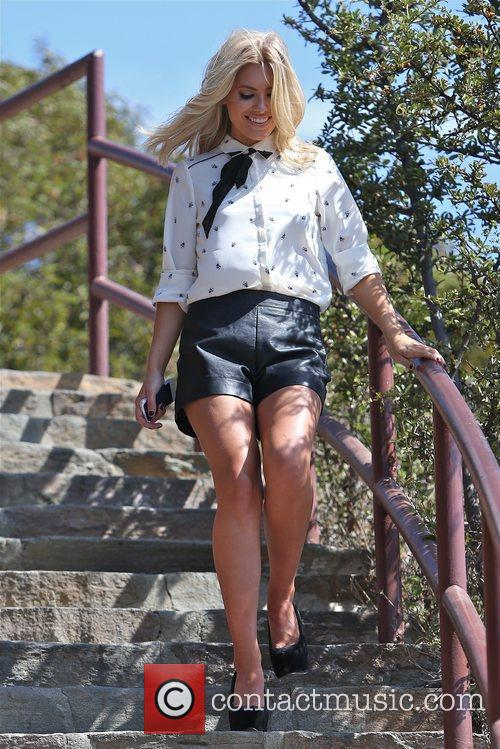 Mollie King, The Saturdays and Hollywood Hills 24