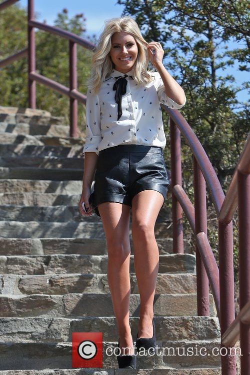 Mollie King, The Saturdays and Hollywood Hills 16