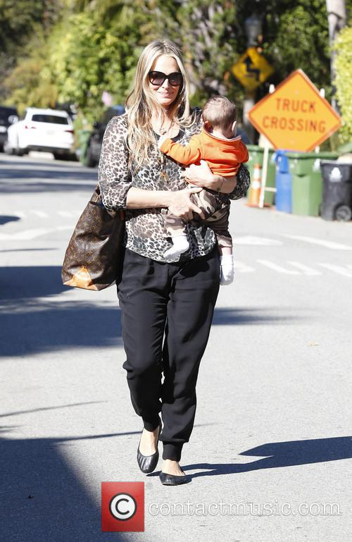 Molly Sims, Brooks, Beverly Hills. Molly and Louis Vuitton 11