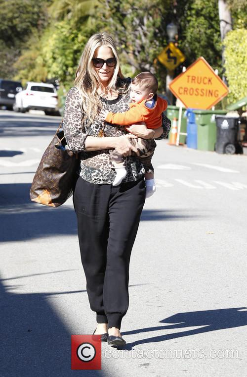 Molly Sims and Brooks Alan Stuber 5
