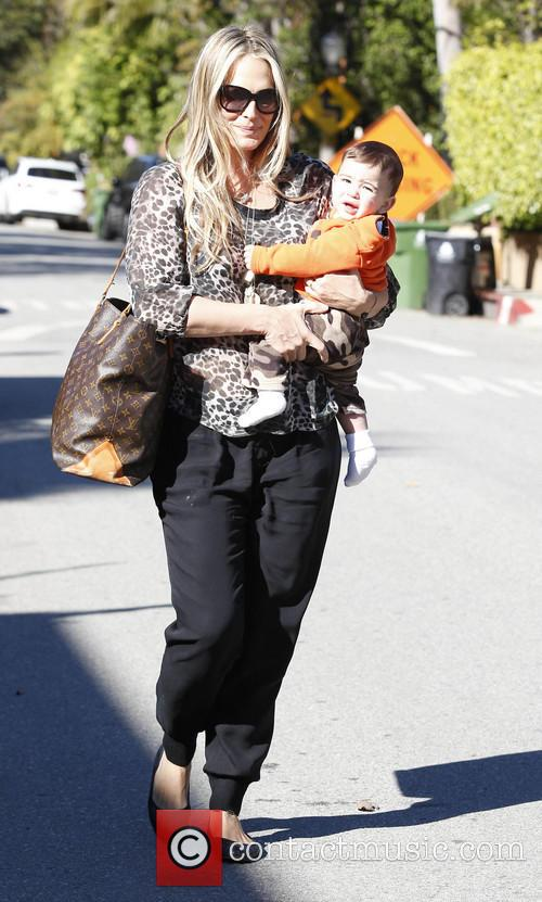 Molly Sims and Brooks Alan Stuber 4
