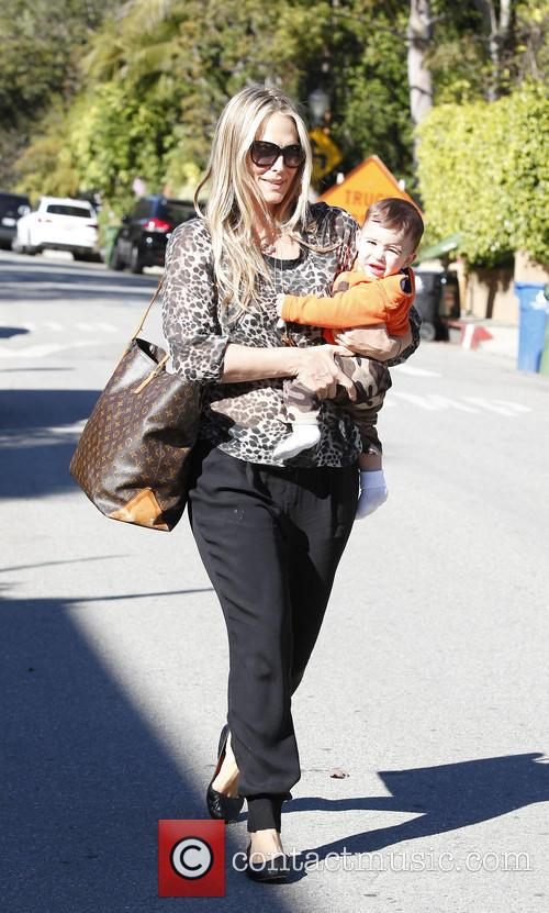 Molly Sims and Brooks Alan Stuber 2