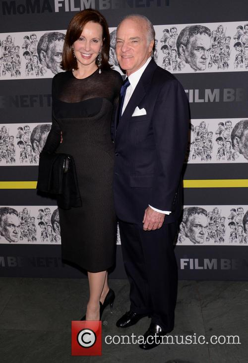 The Museum, Modern Art's, Annual Film Benefit, Quentin Tarantino and Arrivals 3