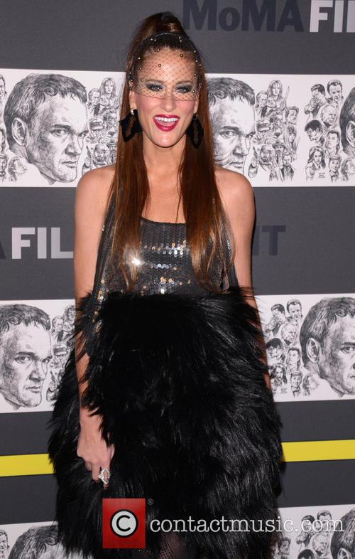 The Museum, Modern Art's, Annual Film Benefit, Quentin Tarantino and Arrivals 4