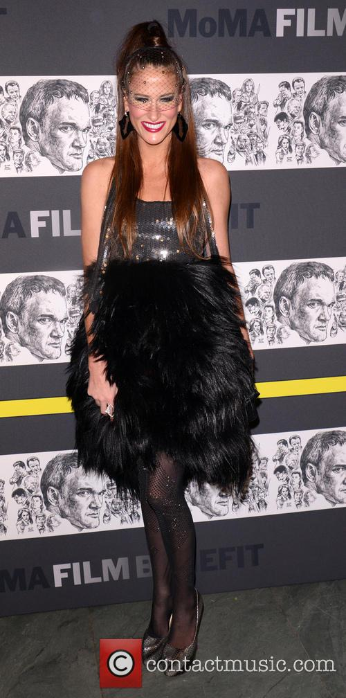 The Museum, Modern Art's, Annual Film Benefit, Quentin Tarantino and Arrivals 5