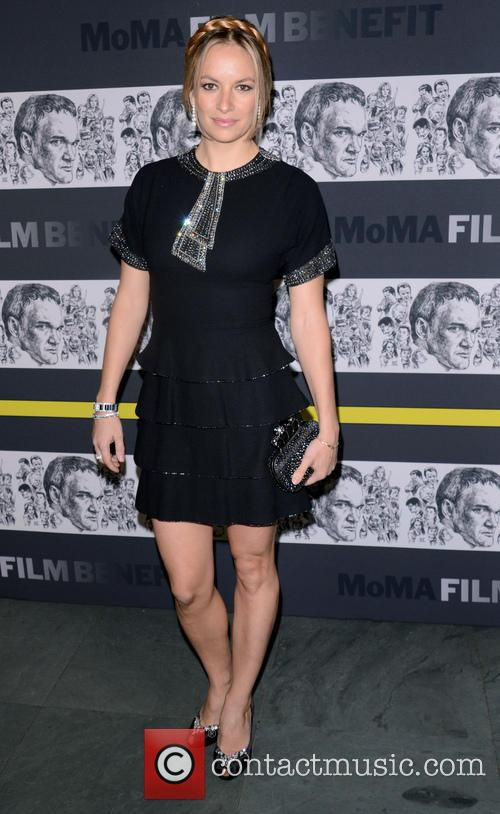 The Museum, Modern Art's, Annual Film Benefit, Quentin Tarantino and Arrivals 2