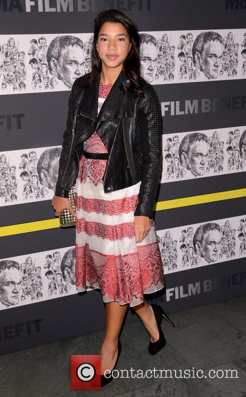 The Museum, Modern Art's, Annual Film Benefit, Quentin Tarantino, Arrivals