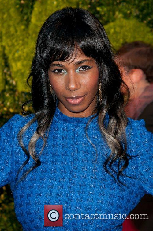 Santigold  The Museum of Modern Art's Party...