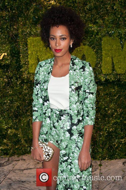Solange Knowles and Party In The Garden 4
