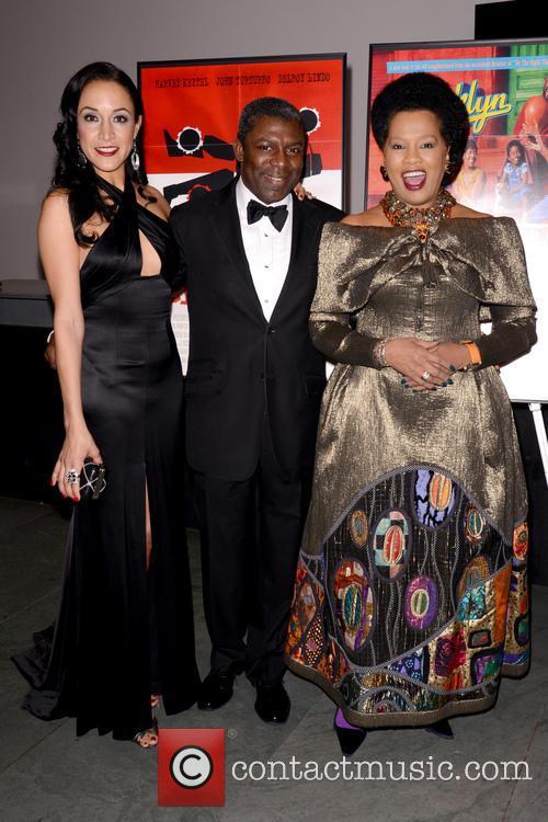 Eboni Gates; Noel Hankin; Sherry Bronfman The Museum...