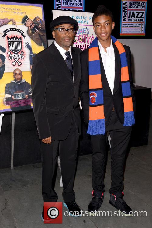 Spike Lee and Jackson Lee 2