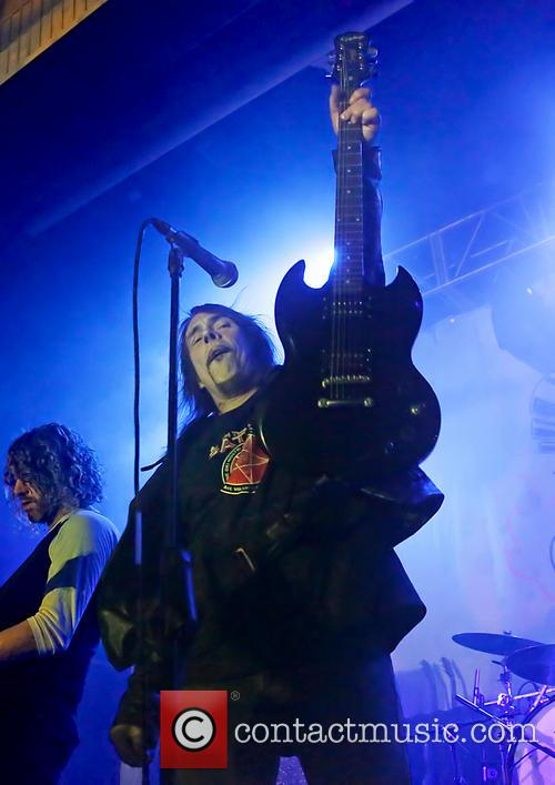 Monster Magnet Performing, Manchester Academy and England 3