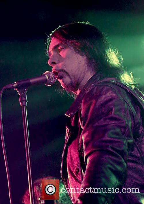 Monster Magnet Performing, Manchester Academy and England 18