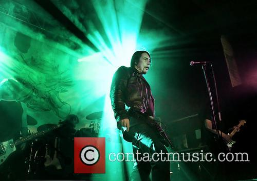 Monster Magnet Performing, Manchester Academy and England 5