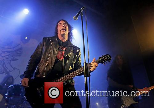 Monster Magnet Performing, Manchester Academy and England 15